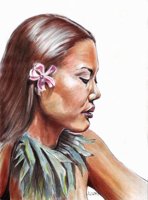 Maeva Polynésie 2013