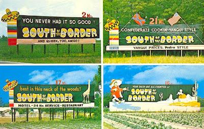 South Carolina Border To Daytona Beach