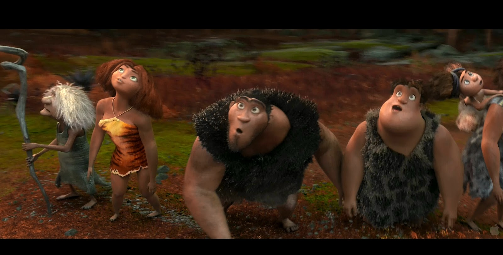 meet the croods cast list