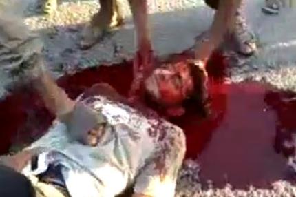 Brutales Asesinatos en Siria