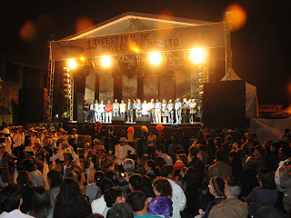 Apresentações de música, teatro e arte no 13º Festival de Inverno em Bonito, MS