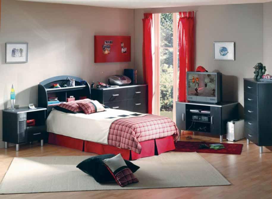 inspirasi kamar tidur anak perempuan dan laki laki