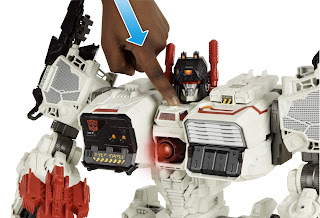 Hasbro Transformers Universe Metroplex Promotional Images