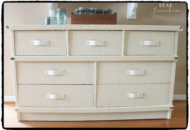 DRESSER RENOVATION DIY