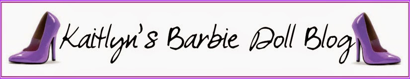 Kaitlyn's Barbie Doll Blog