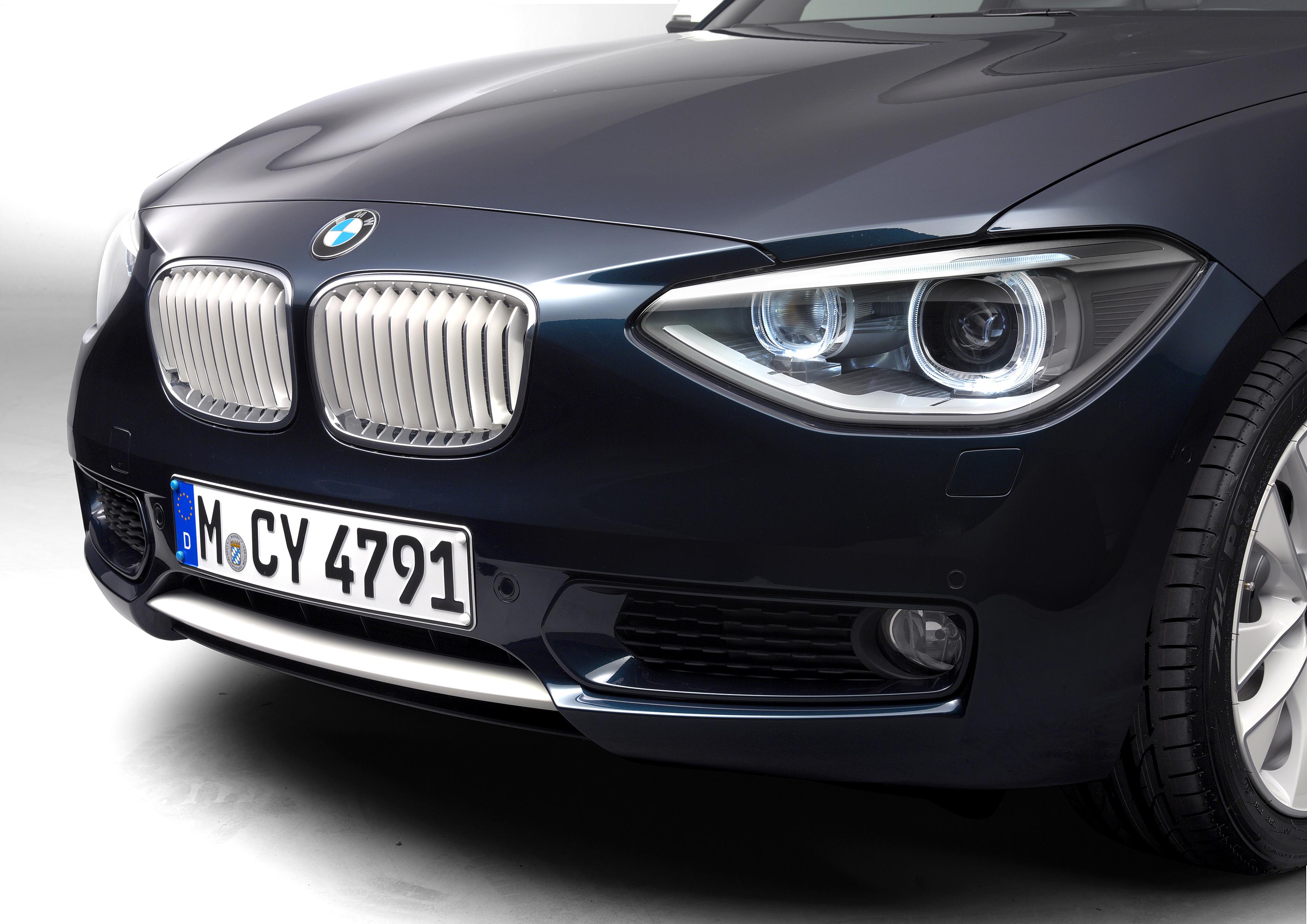 0 to 62mph. OFFICIAL.: 2011/2012 BMW 1 Series (F20) Urban Line Album ...