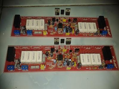 Kits B500 APEX 500W Power Amplifier