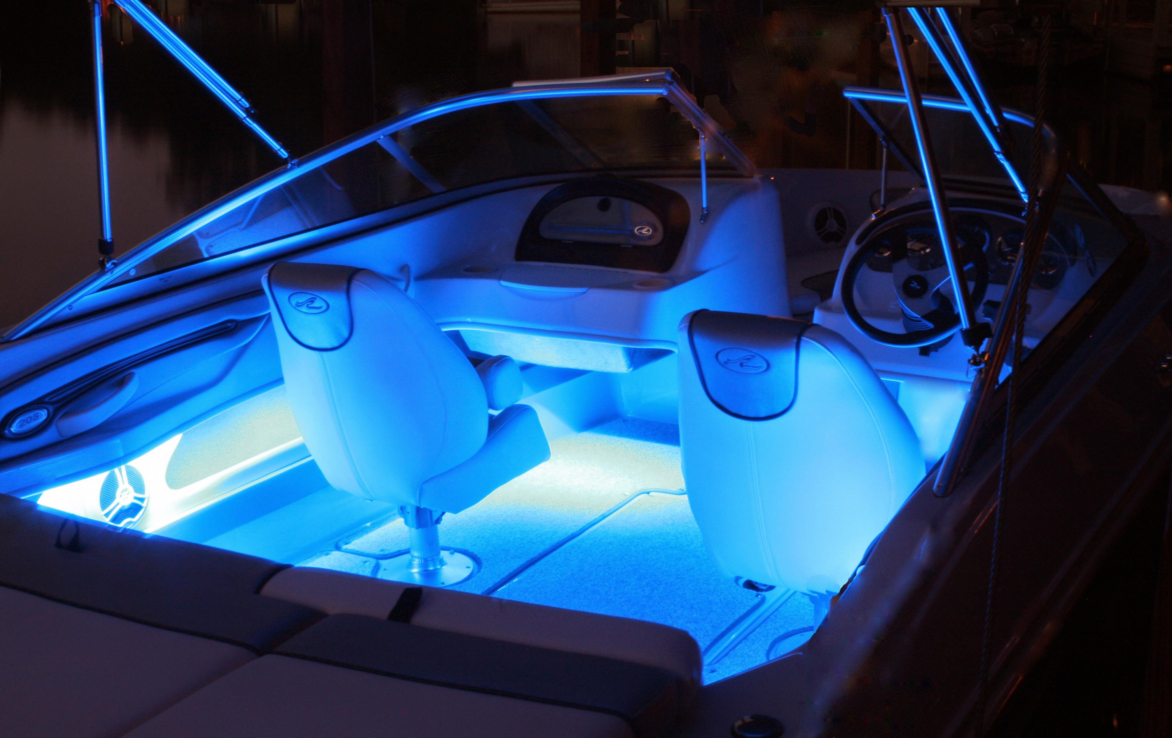 led deck lights for boats