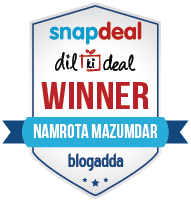 Blogadda Snapdeal Winner