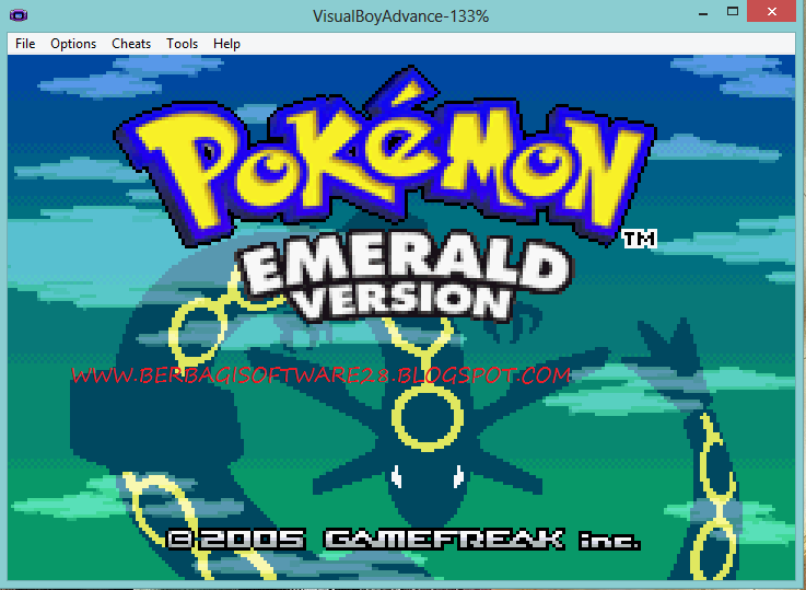 Download Pokemon Emelard Game Boy Advance