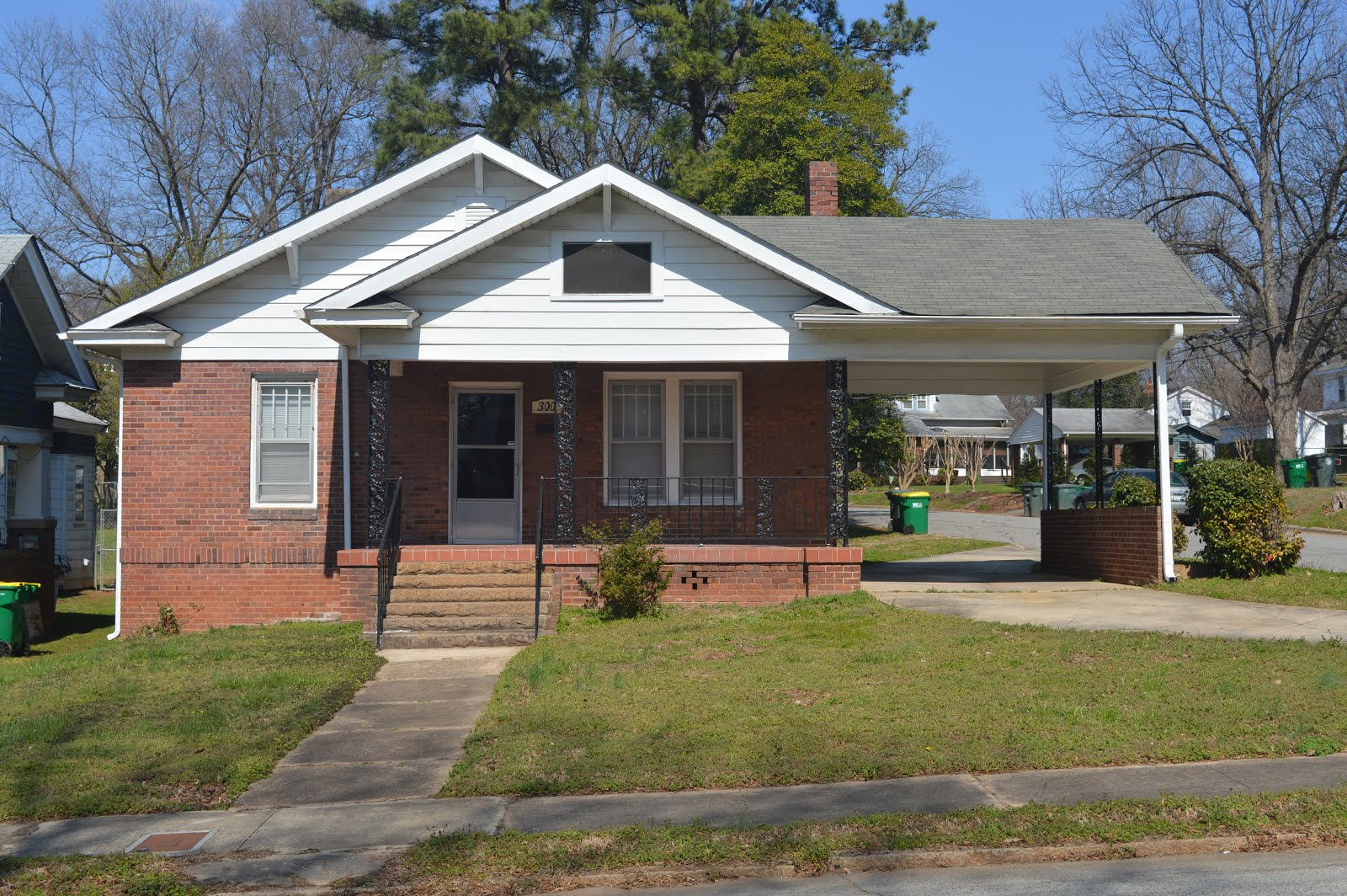 330 Heilig Avenue, Salisbury NC 28144 ~ circa 1923 ~ $117,900