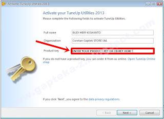 Screenshots untuk AKTIVASI TuneUp Utilities 2013 - 2