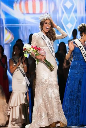 Pemenang Miss Universe 2013