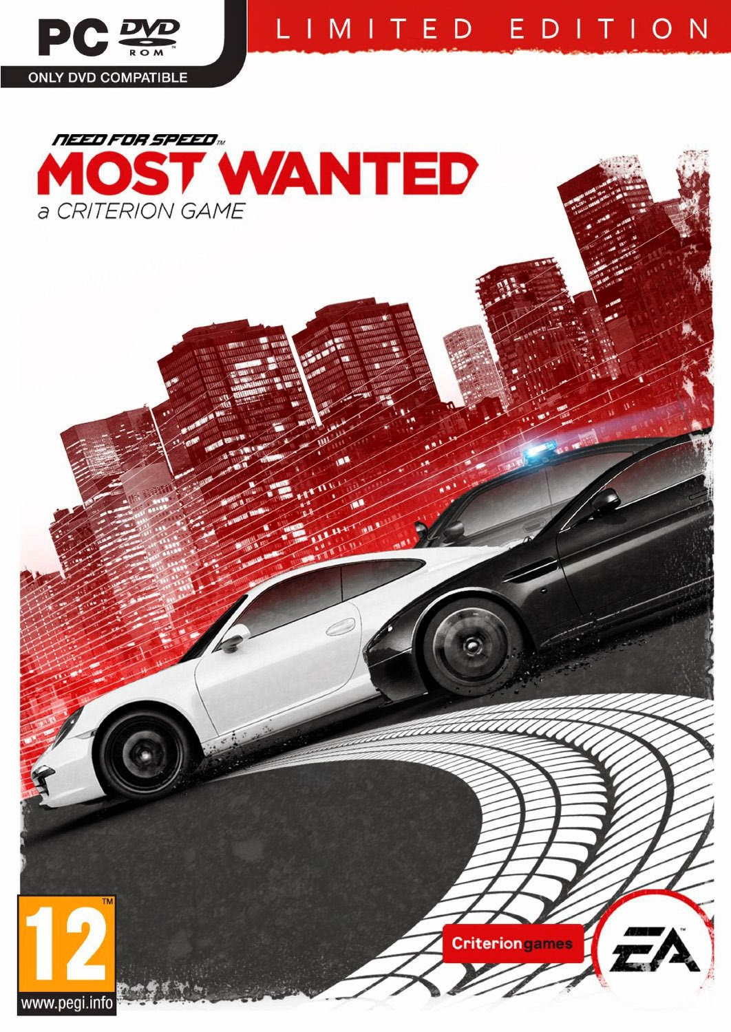 Download Need For Speed: Most Wanted 2012 Repack
