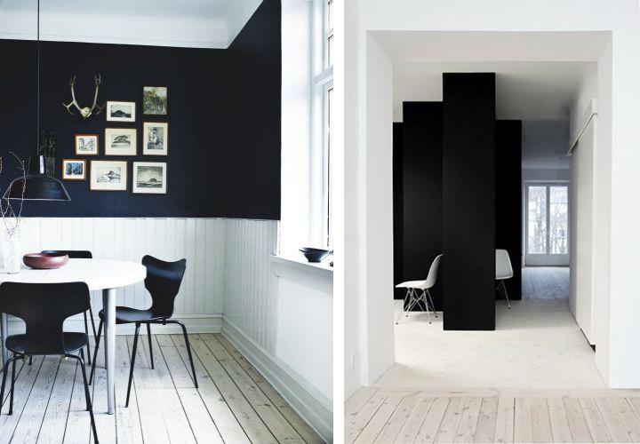 la fabrique d co du contraste dans nos maisons. Black Bedroom Furniture Sets. Home Design Ideas