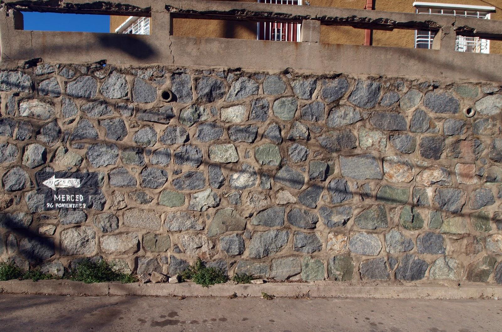 Ventana verde muros de piedra un patrimonio para vi a - Muros de piedra ...