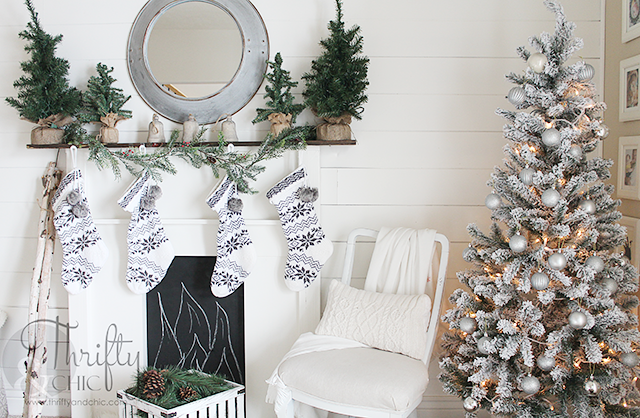Easy Christmas decor and decorating ideas