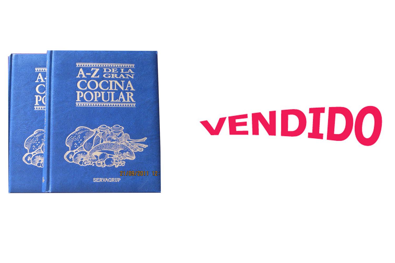 Mis libros ya leidos colecciones for La cocina popular
