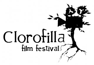 Logo Clorofilla film festival Legambiente