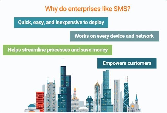 Mengapa Enterprise masih suka gunakan SMS?