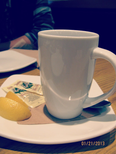 CPK Honey Lemon Water