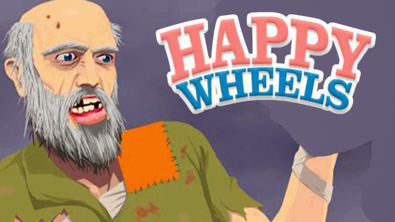 Happy Wheels Unblocked Full Version : Play at School or ...