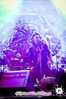 Saratoga. Festival Leyendas del Rock 2015