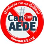 Contra el #CanonAEDE