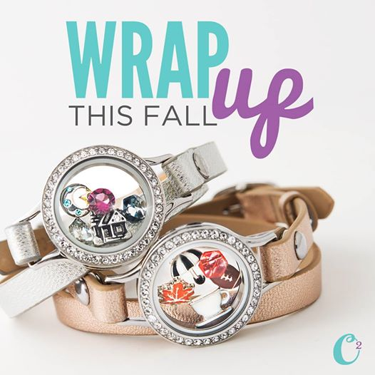 Origami Owl Leather Wrap Bracelets in Two Sizes | Shop StoriedCharms.com to get yours today!