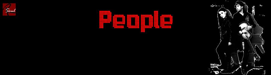 Musica Acustica Soul Revolution Concept Album People
