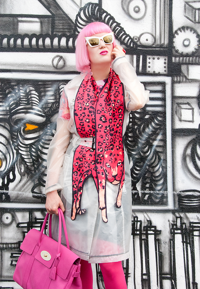 pink Mulberry Bayswater, Cléo Ferin Mercury, blogger style