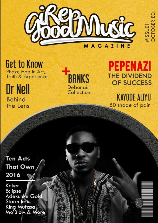 irepGoodmusic Magazine