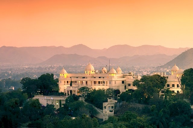 The LaLiT Laxmi Vilas Palace Udaipur, Rajasthan