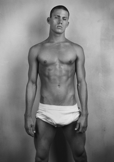 Labels: celebrities in tighty-whities, Channing Tatum