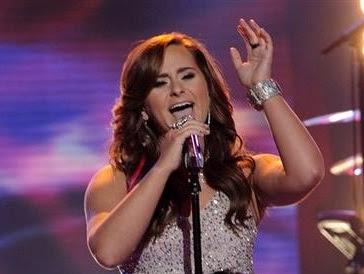 American Idol finalist 2012 Skylar Laine