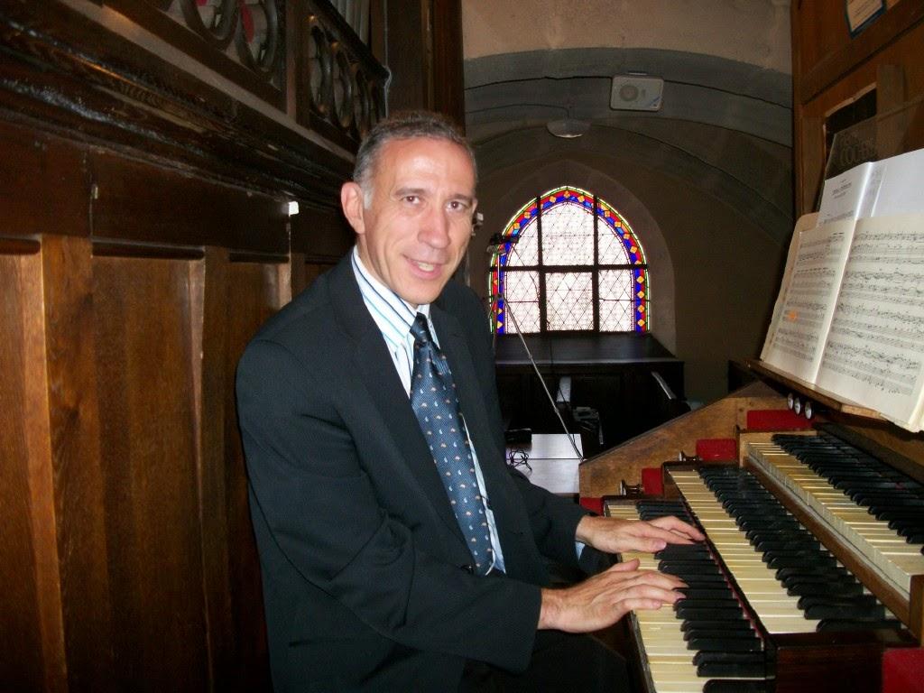 Récital d'orgue - 15 août 2014