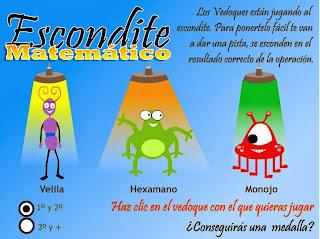 http://www.vedoque.com/juegos/escondite.swf?idioma=es