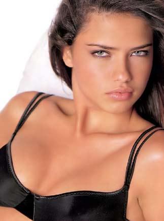 Adriana Lima biography