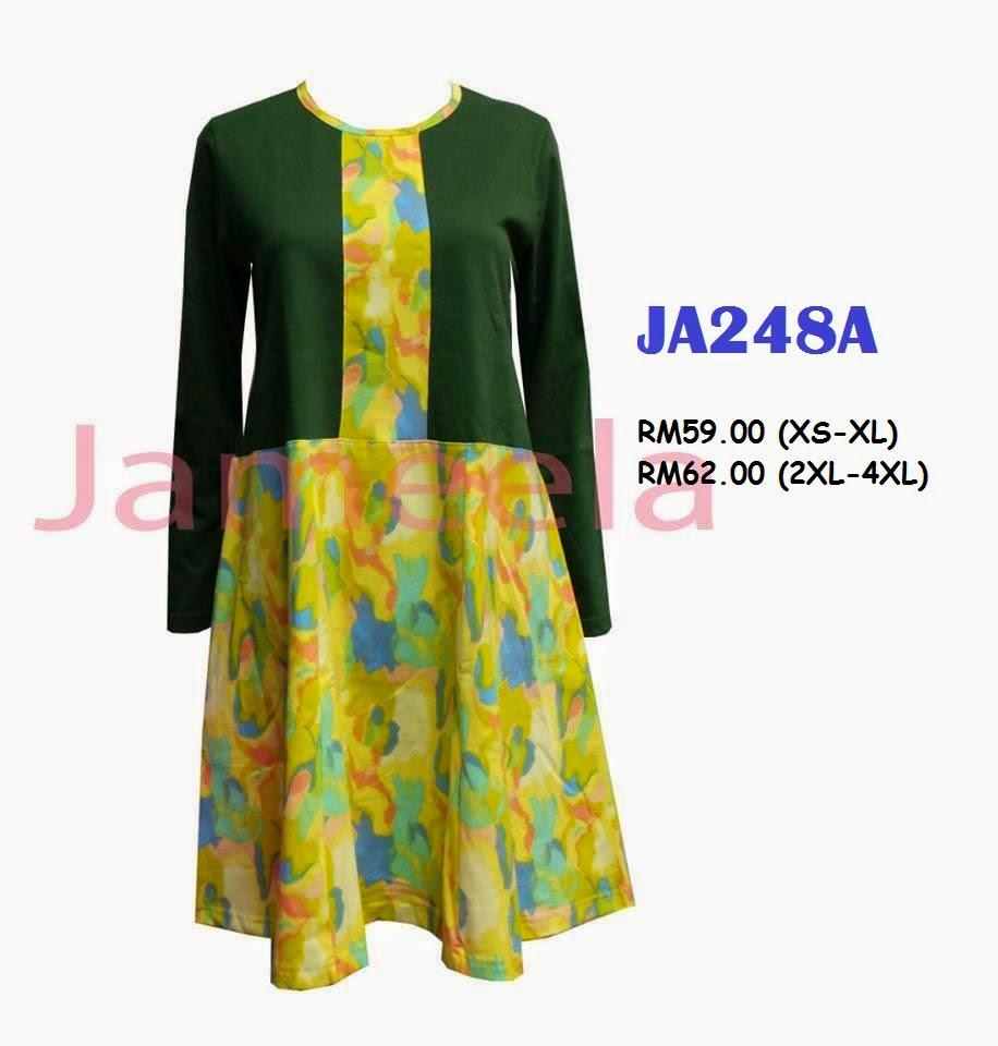 T-shirt-Muslimah-Jameela-JA248A