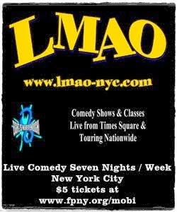 LMAO NYC COMEDY