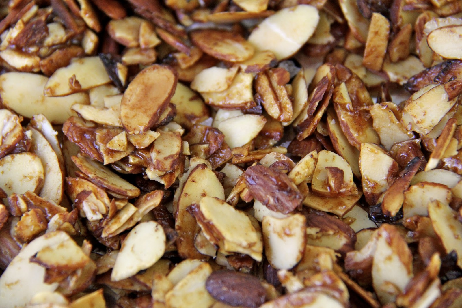 Candied Spiced Almonds | The Café Sucre Farine