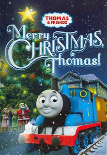 Ver online:Thomas y sus amigos : Merry Christmas Thomas (2011)