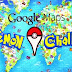"Primeiro de Abril! Google coloca Pokémons no App ""Google Maps""."