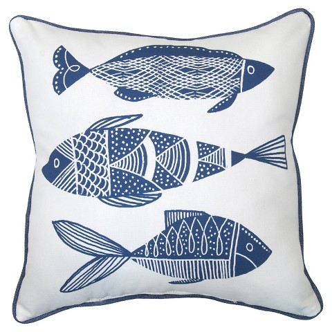 Target Outdoor Pillows Nautical Coastal And Beach Outdoor Pillows Target.  Target Threshold Outdoor Pillows For 9 35 Saving With Sie.