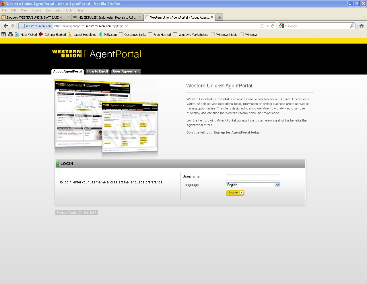western union bug 42 free download