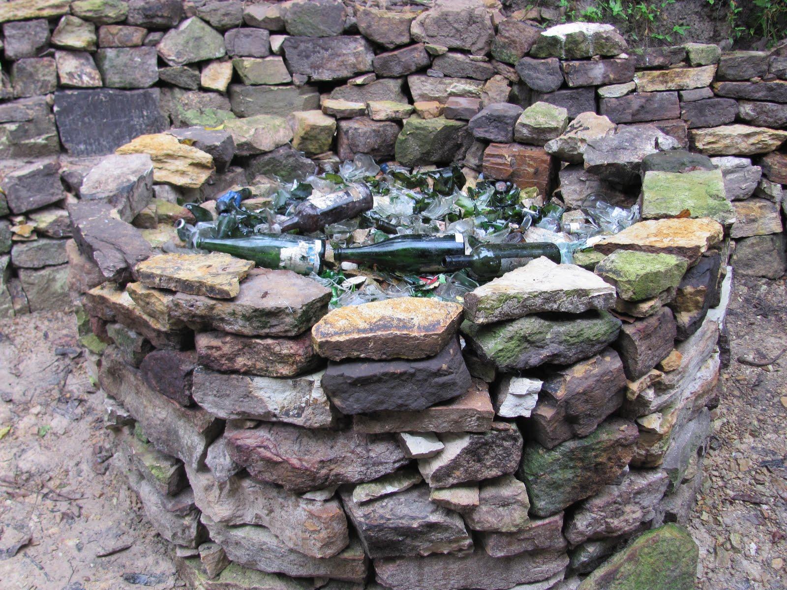 Reserva natural victoria es piedra y huele a pan reci n - Horno de piedra casero ...
