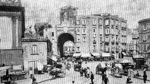 LE PORTE DI NAPOLI | Scripta manent Storia&Storie