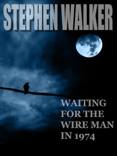 Waiting For The Wireman in 1974 by Stephen Walker
