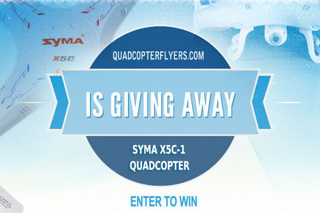 Quadcopter Flyers Giveaway Contest