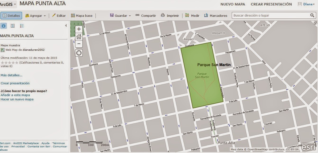 Cartografa digital en la educacin secundaria google maps y mapeo google maps y mapeo colectivo thecheapjerseys Images